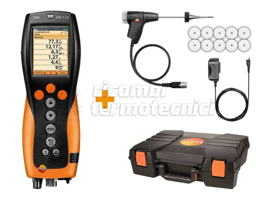 ESSENTIAL KIT TESTO 330-1 LL V3