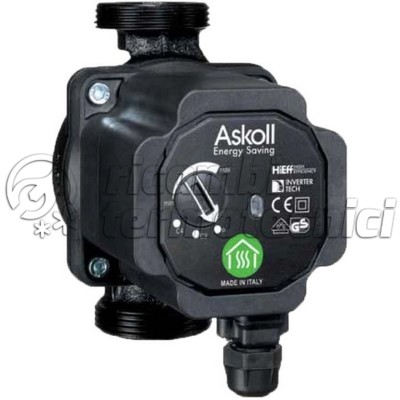 CIRCOLATORE  ASKOLL ENERGY SAVING ES 25-60/130