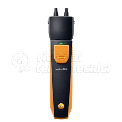 MANOMETRO DIFFERENZIALE SMART PROBES TESTO510I