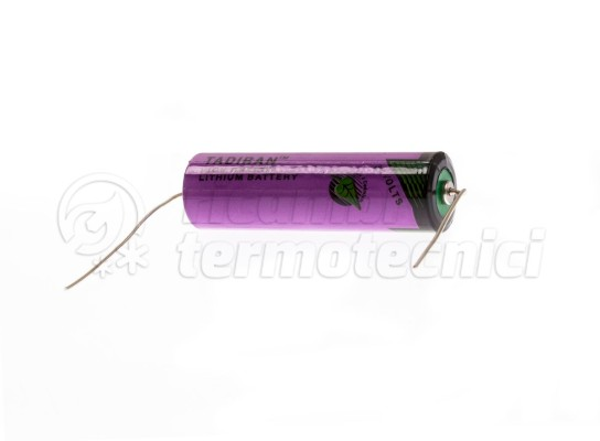 BATTERIE AL LITIO 3,6V 1900 MAH